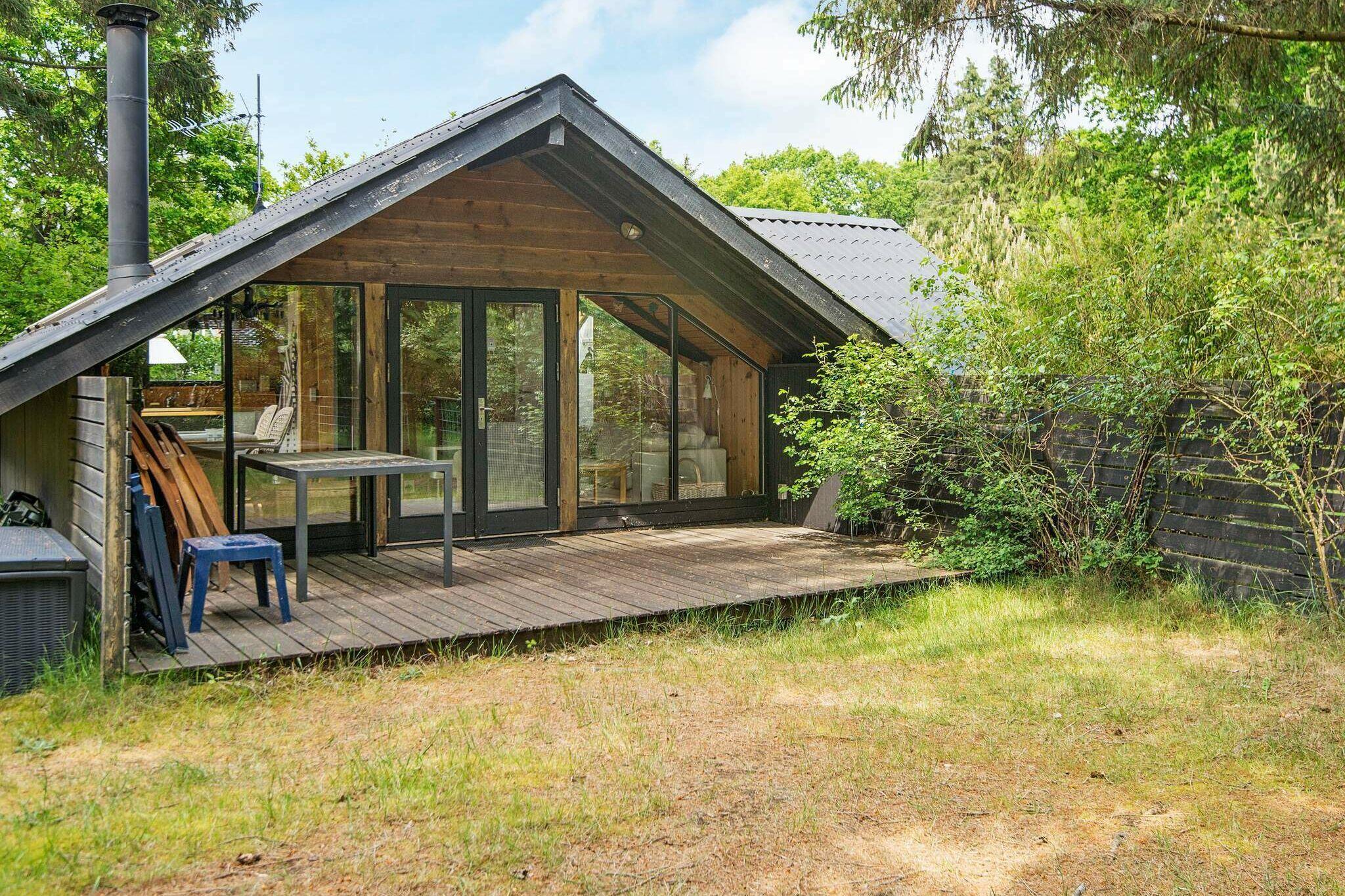 Ferienhaus in Glesborg für 5 Personen