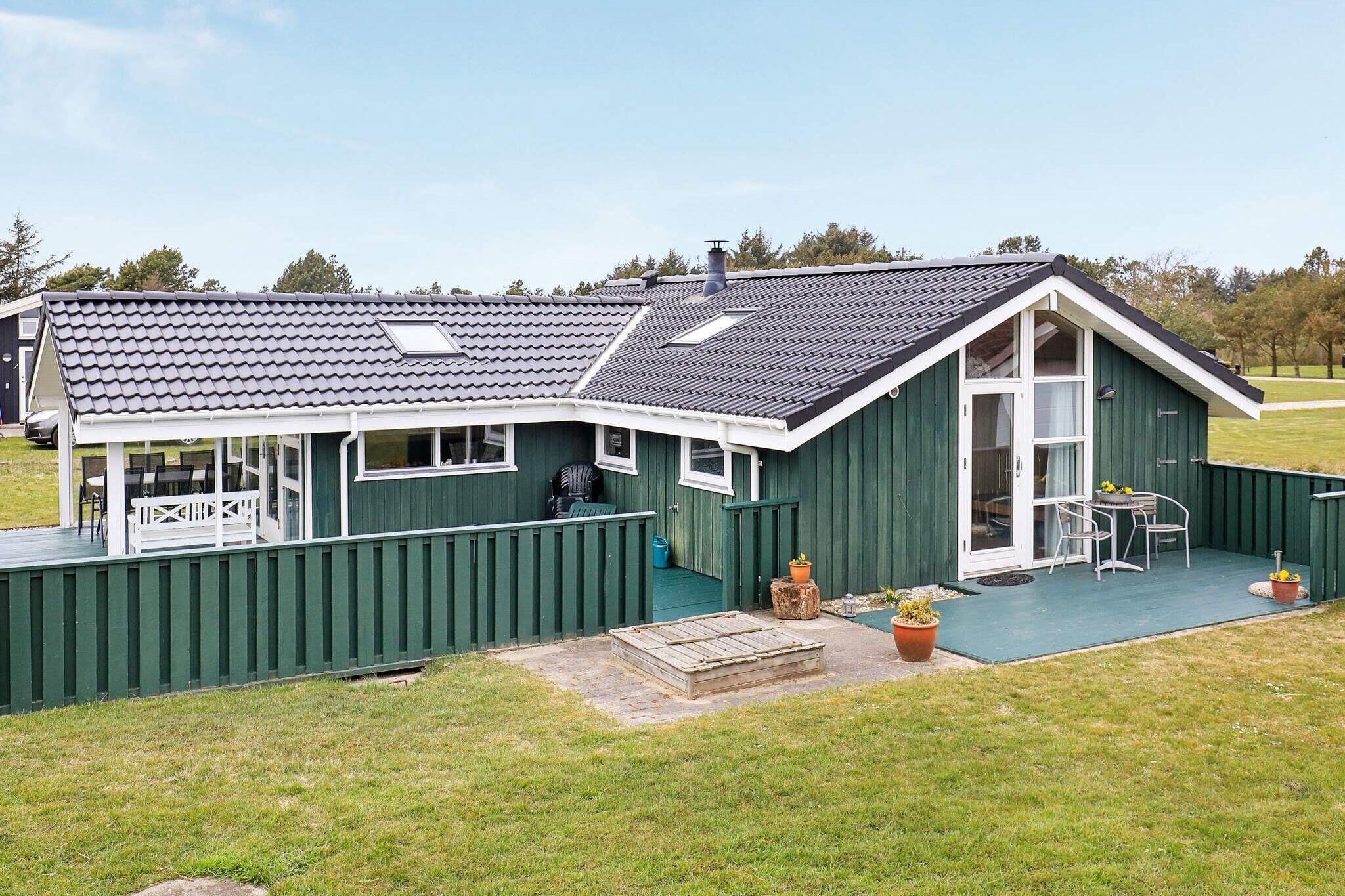 Ferienhaus in Hjörring für 6 Personen