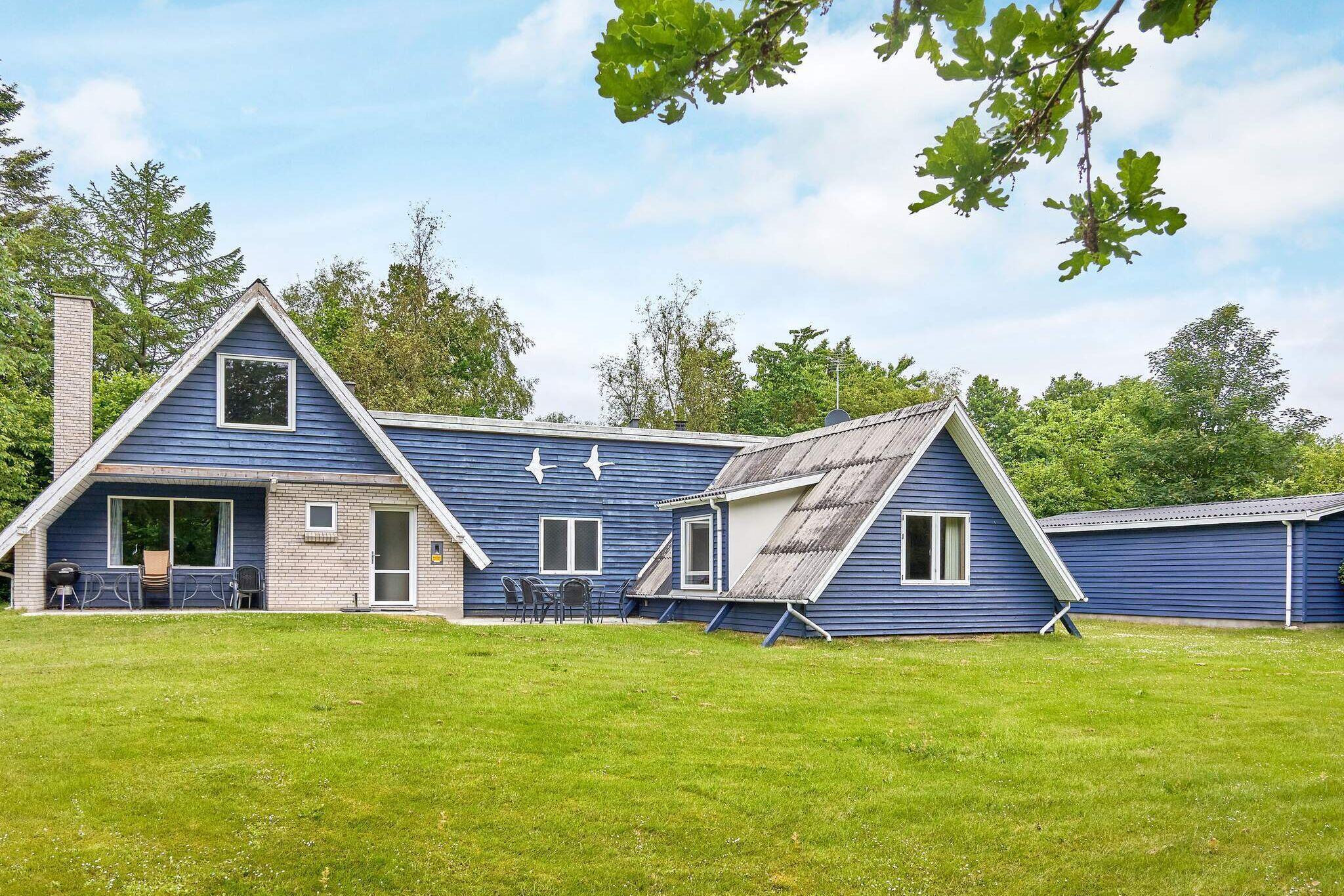 Ferienhaus in Farsö für 12 Personen
