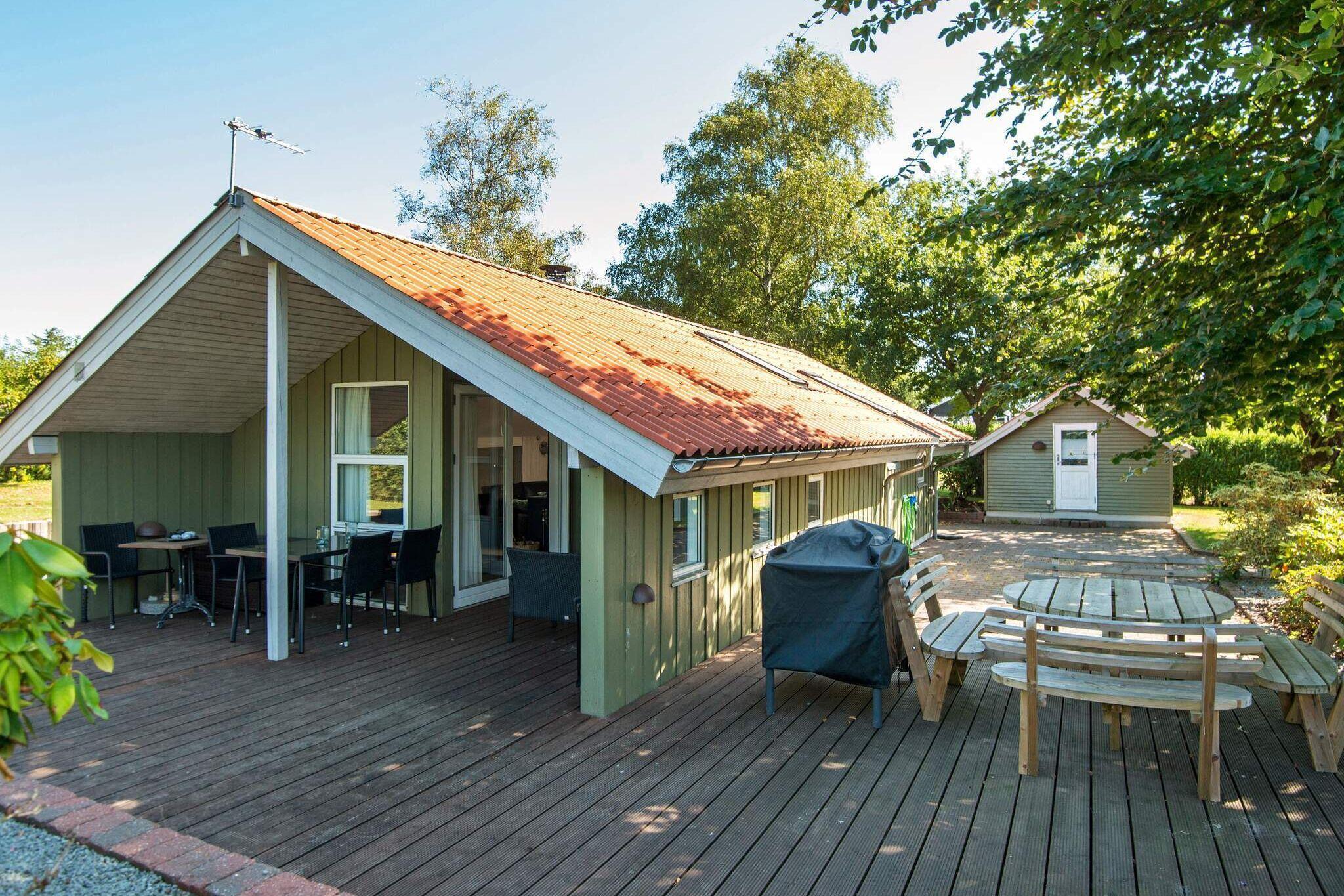 Ferienhaus in Hejls für 4 Personen