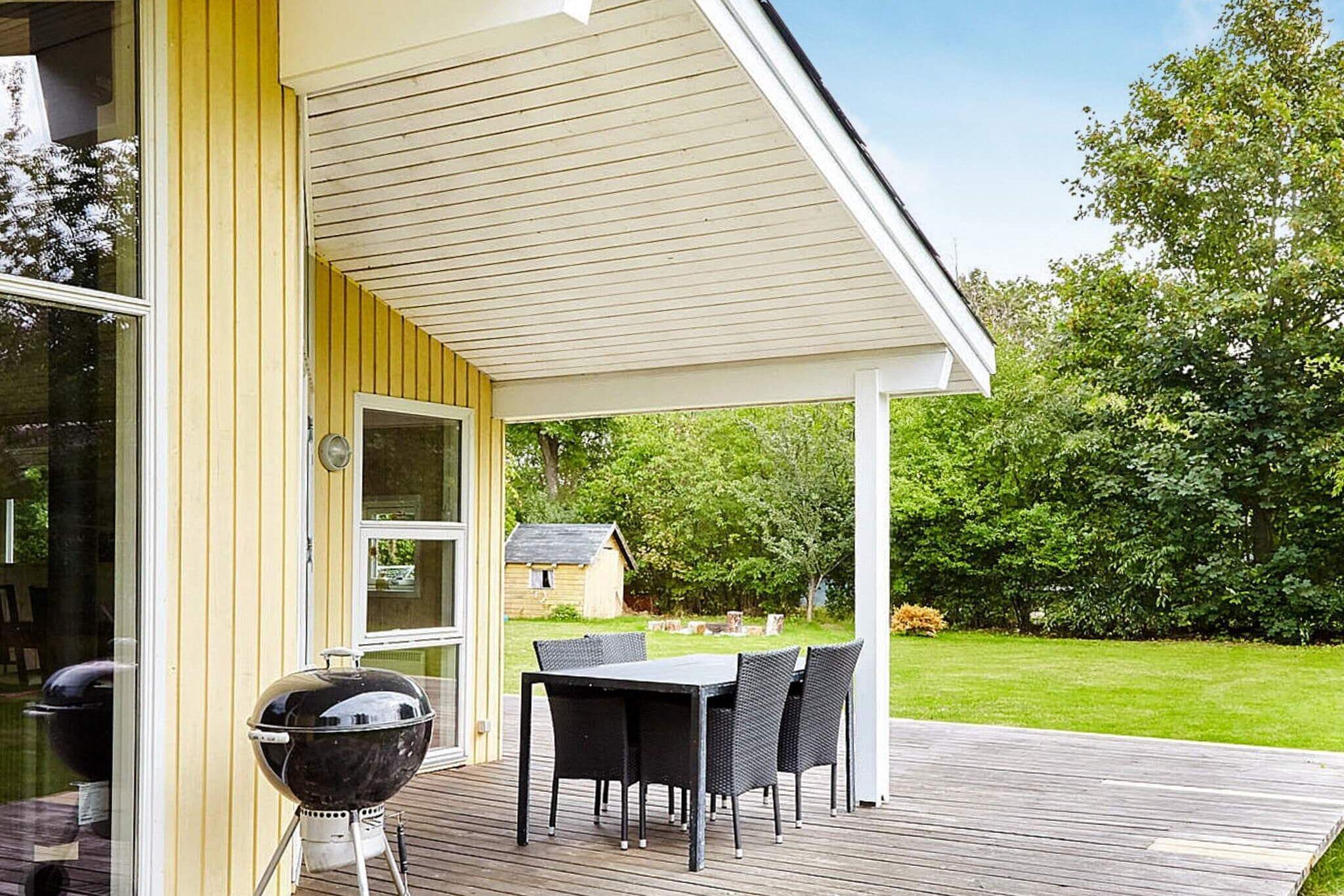 Ferienhaus in Eskebjerg für 6 Personen