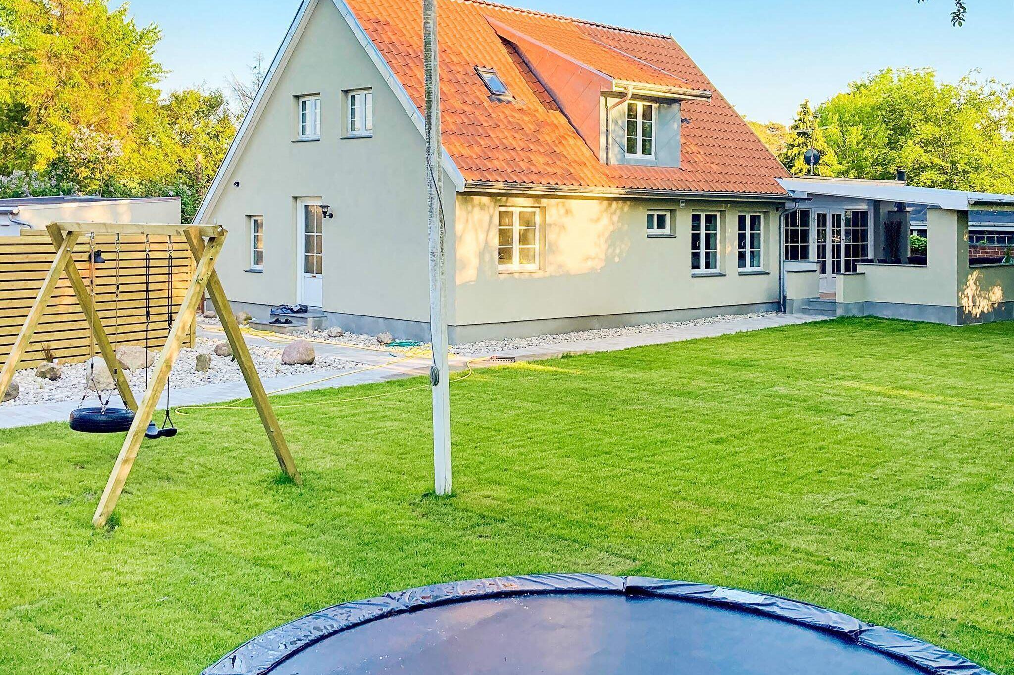 Ferienhaus in Väggerlöse für 12 Personen