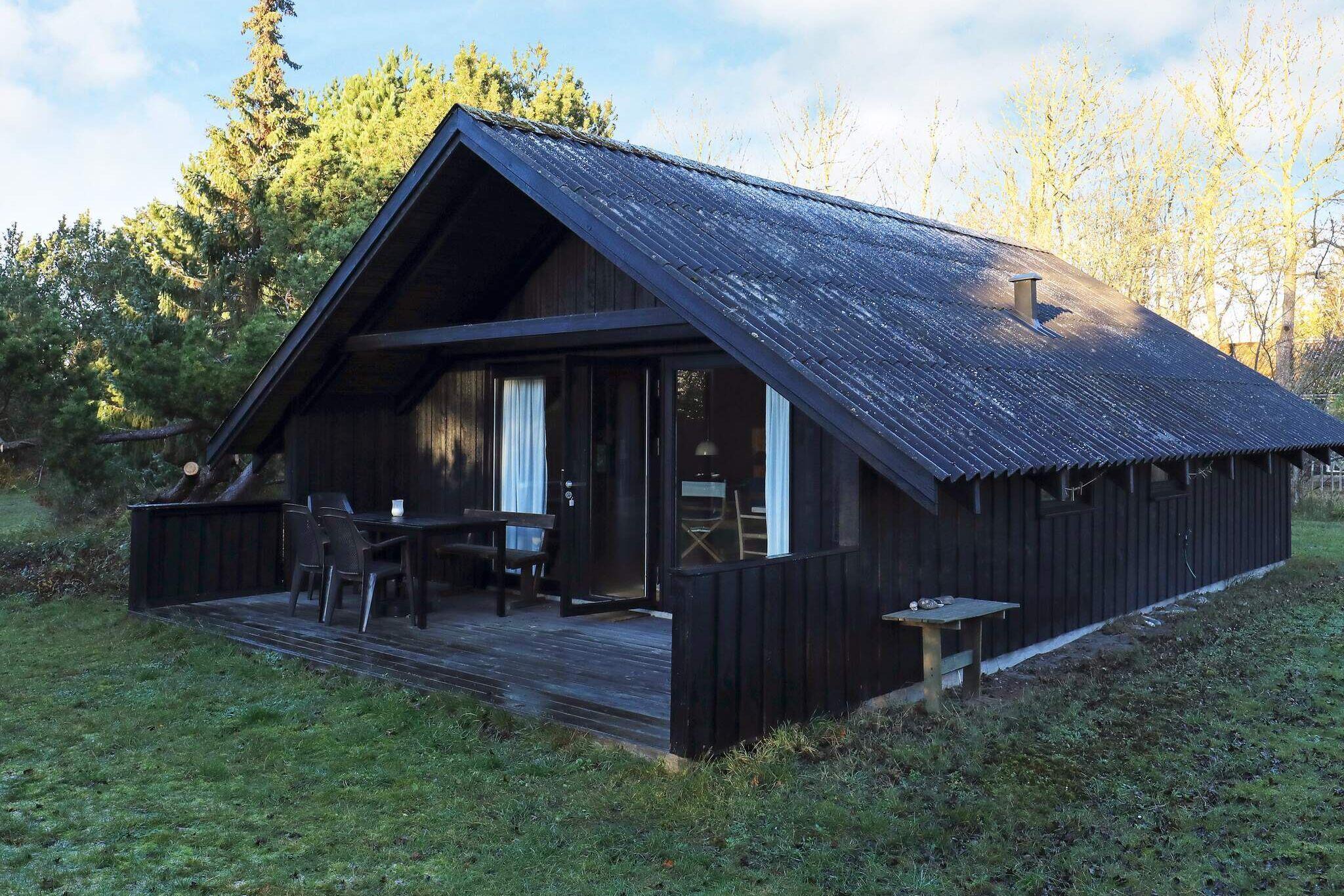 Ferienhaus in Martofte für 4 Personen