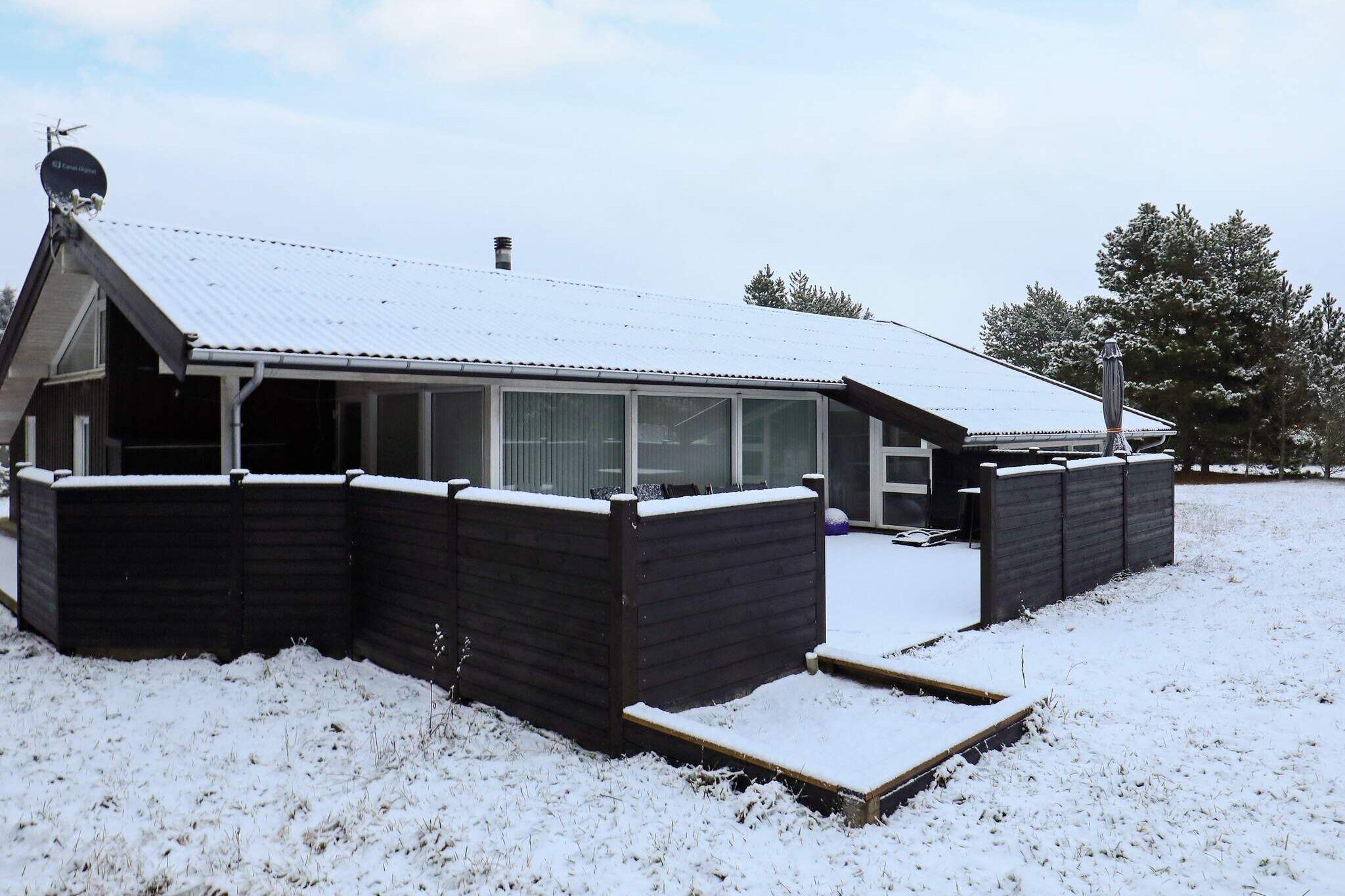 Ferienhaus in Saltum für 14 Personen