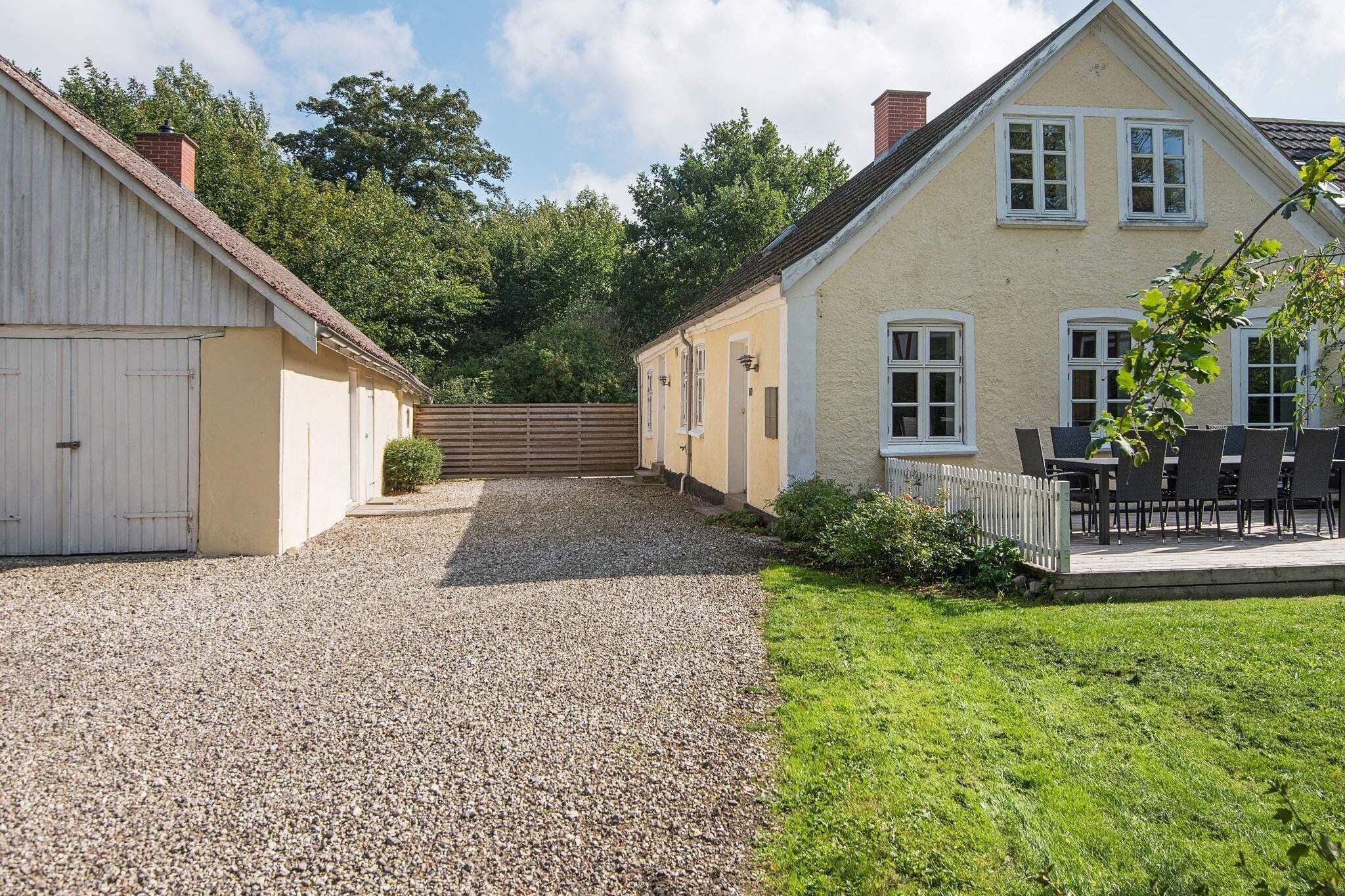 Ferienhaus in Kolind für 10 Personen
