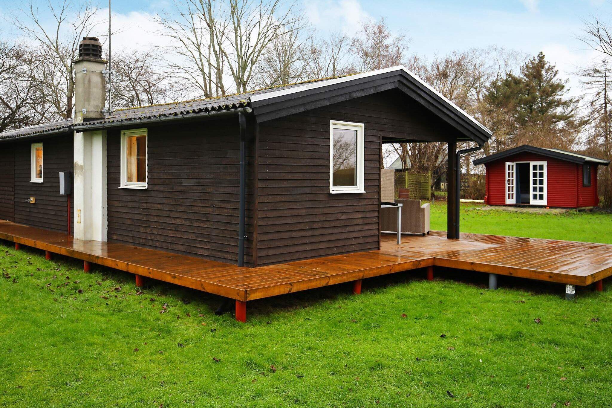 Ferienhaus in Kirke Hyllinge für 4 Personen