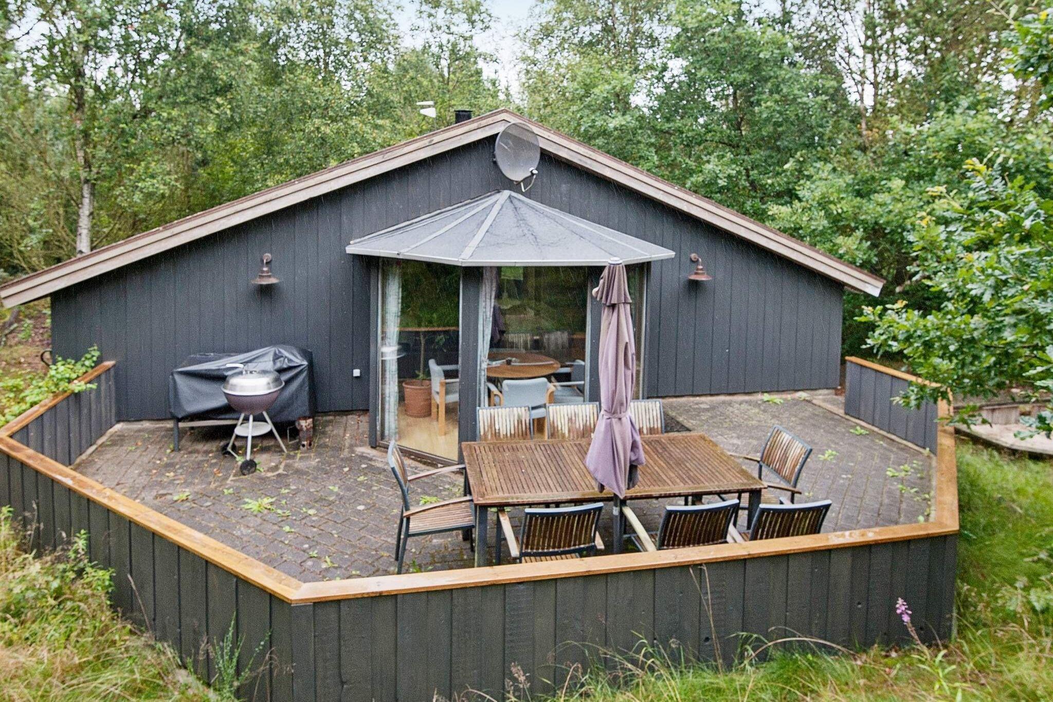 Ferienhaus in Herning für 8 Personen