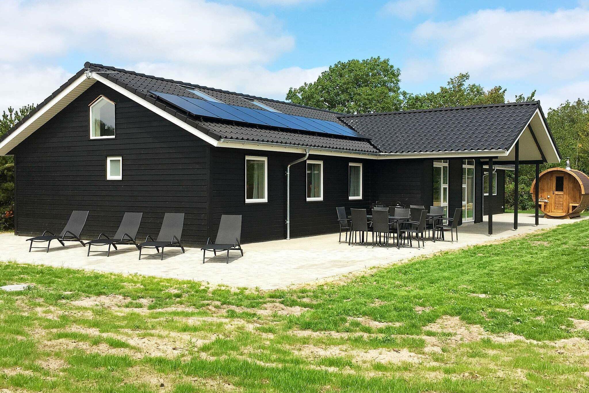 Ferienhaus in Römö für 16 Personen