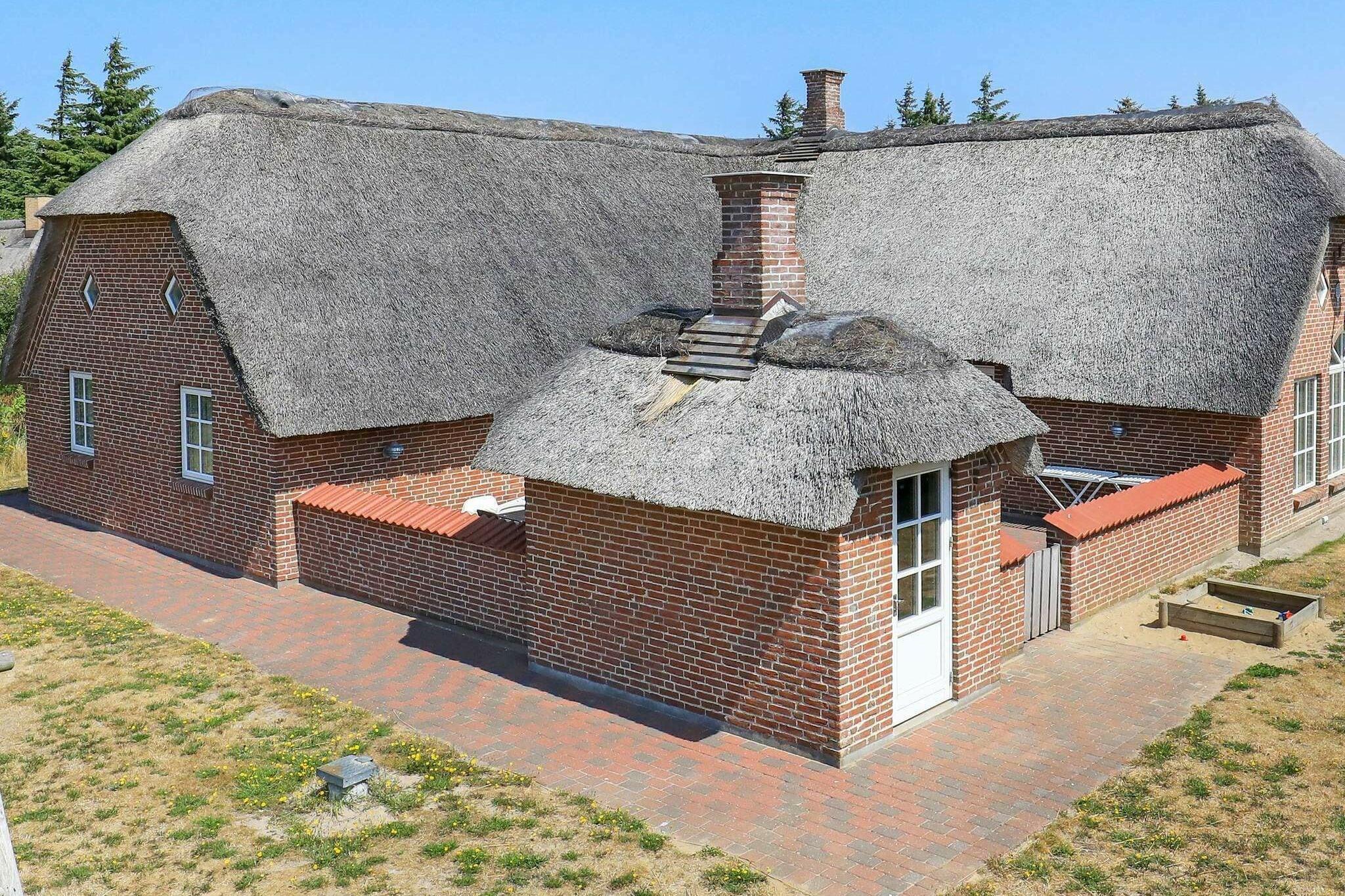 Ferienhaus in Ulfborg für 18 Personen