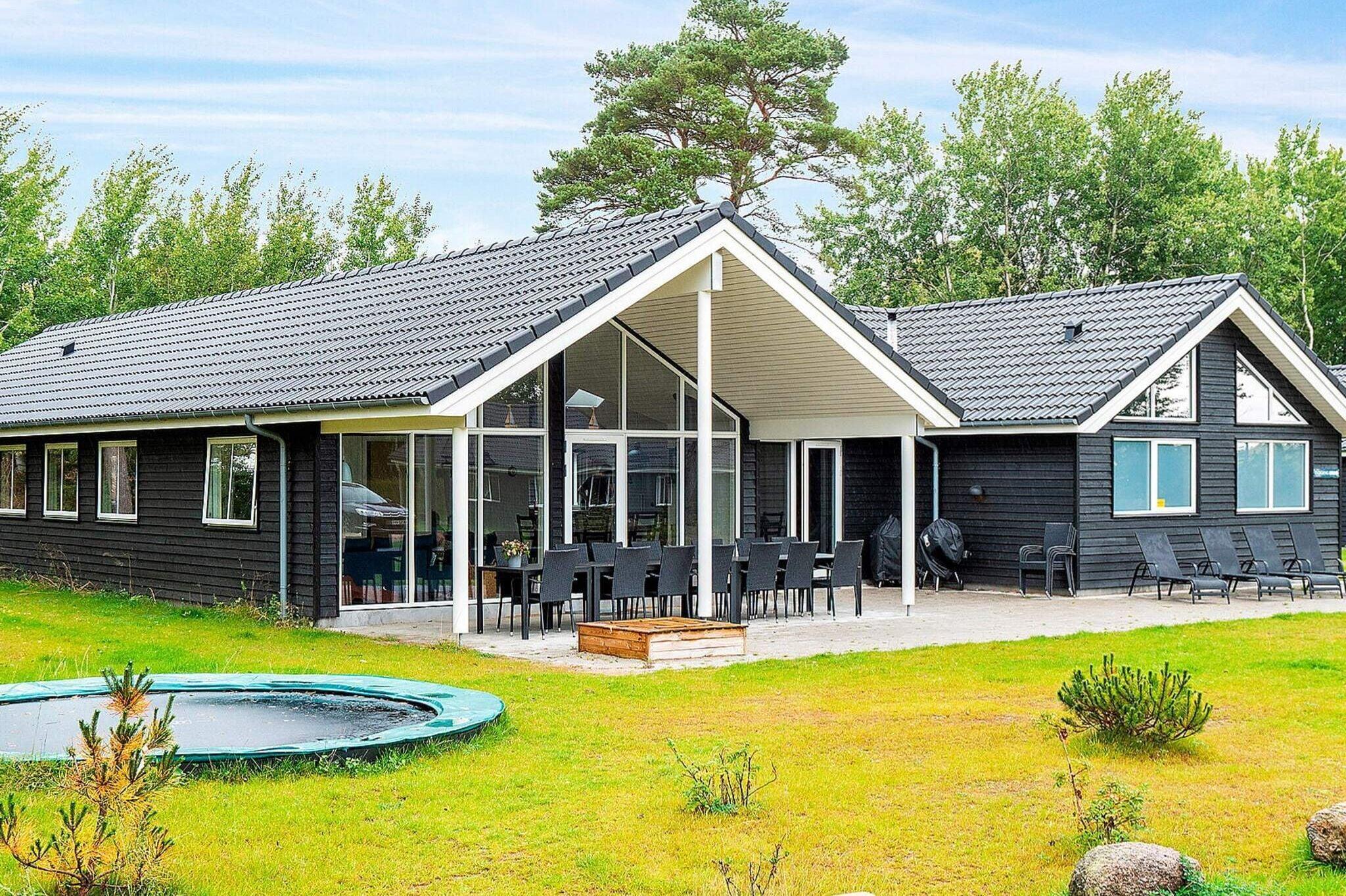 Ferienhaus in Väggerlöse für 14 Personen