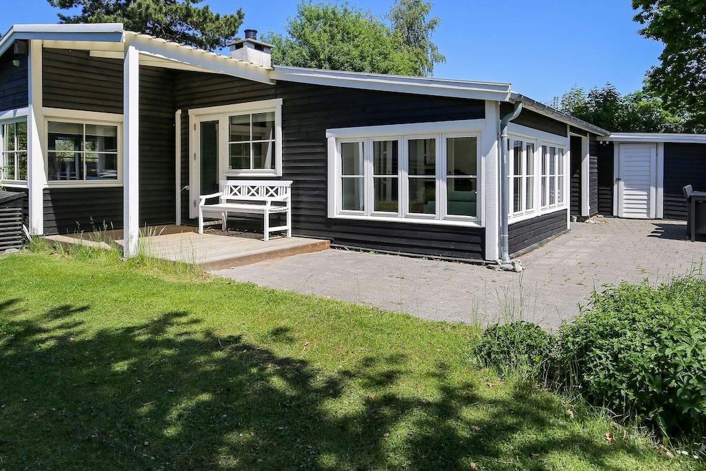 Ferienhaus in Gilleleje für 6 Personen