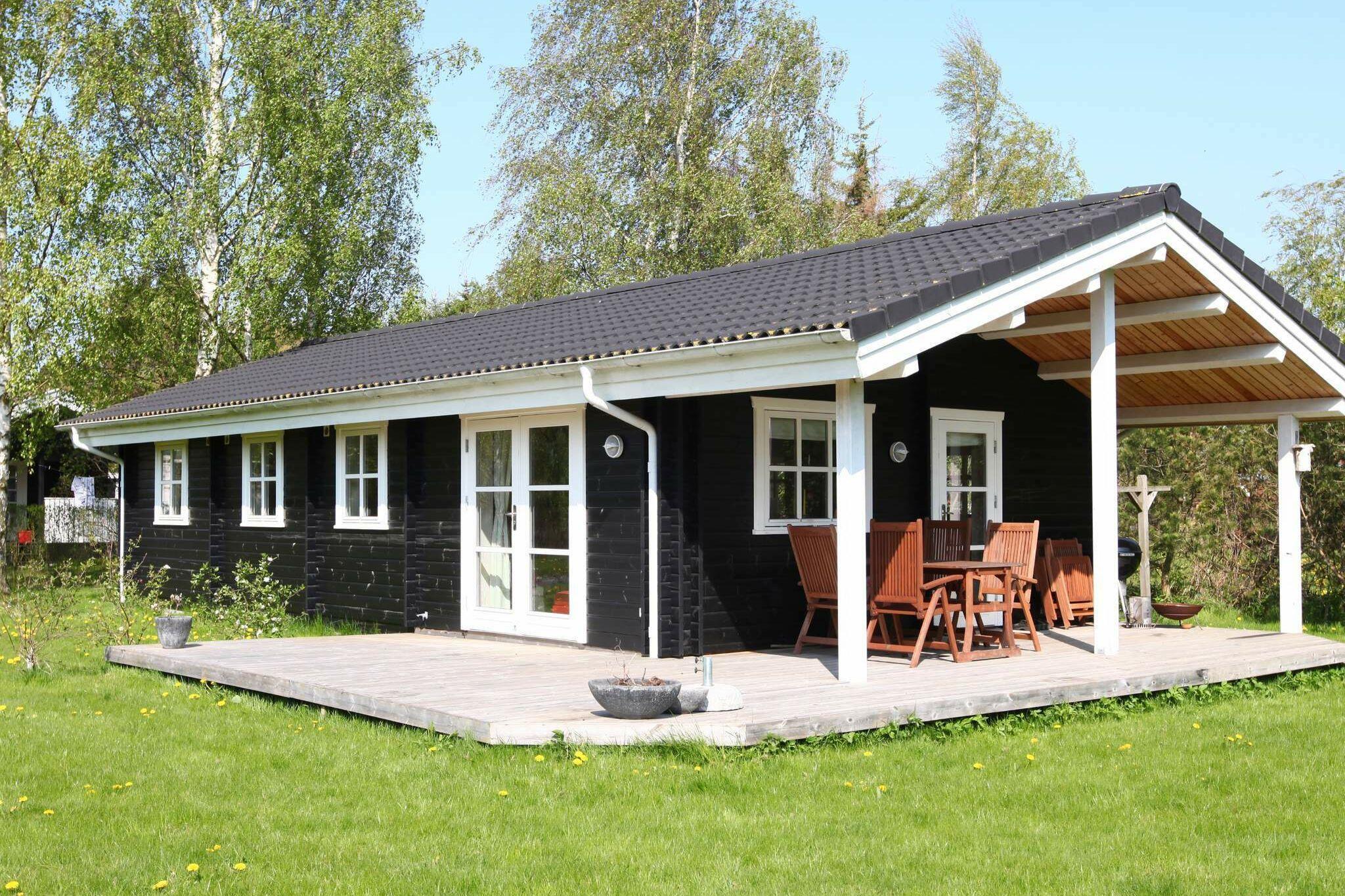Ferienhaus in Skibby für 6 Personen