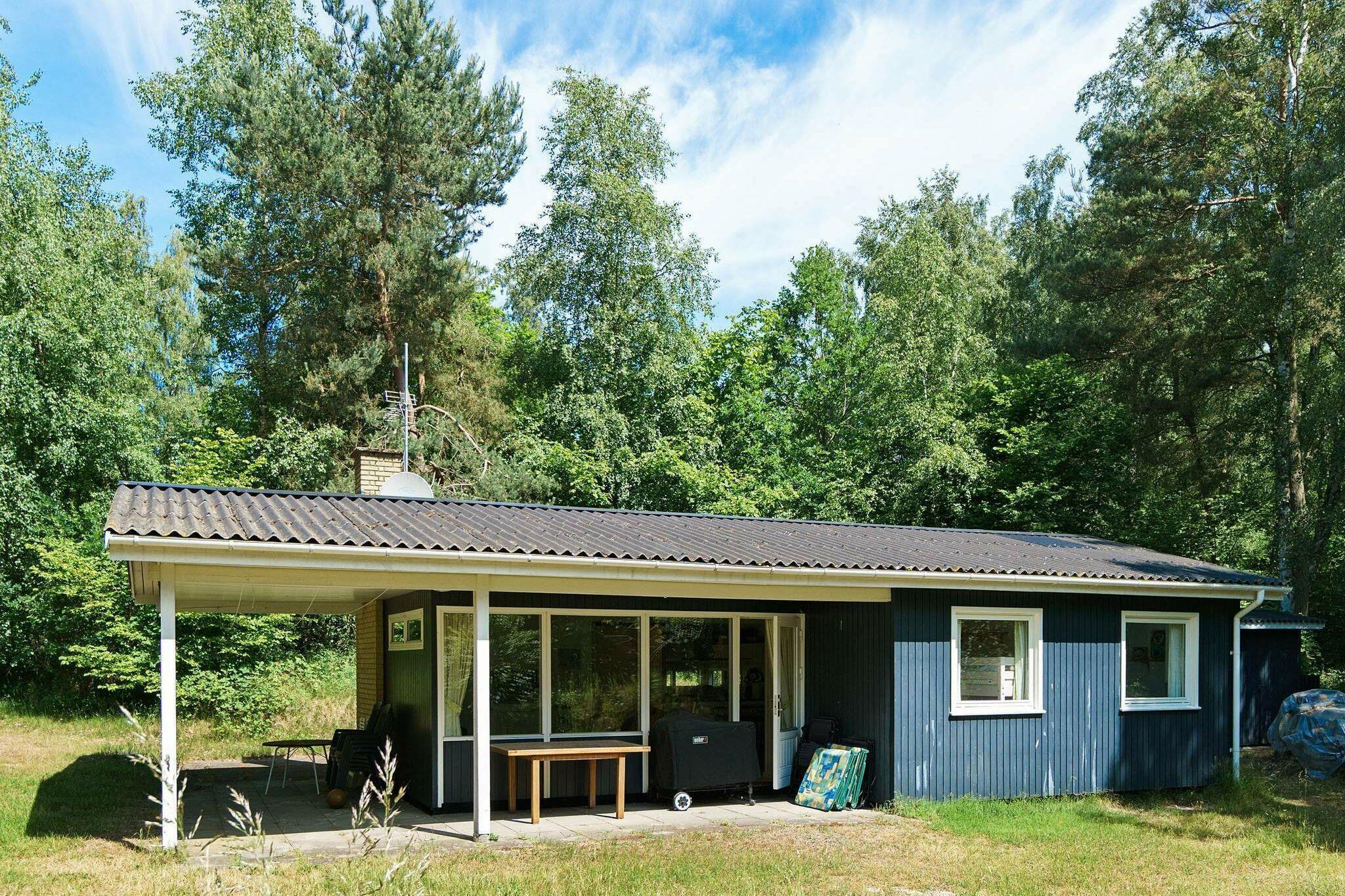Ferienhaus in Åkirkeby für 5 Personen