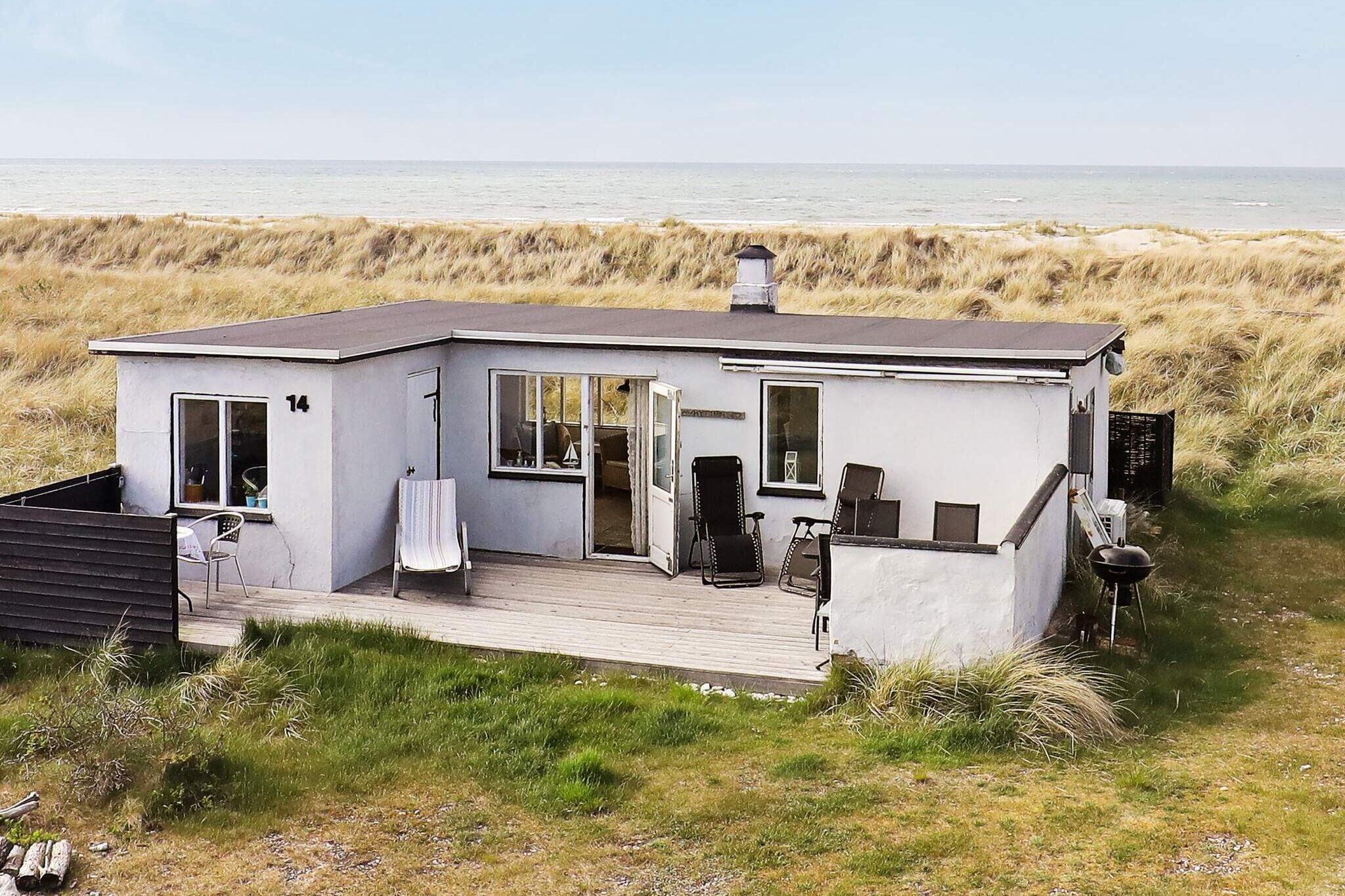 Ferienhaus in Fjerritslev für 4 Personen
