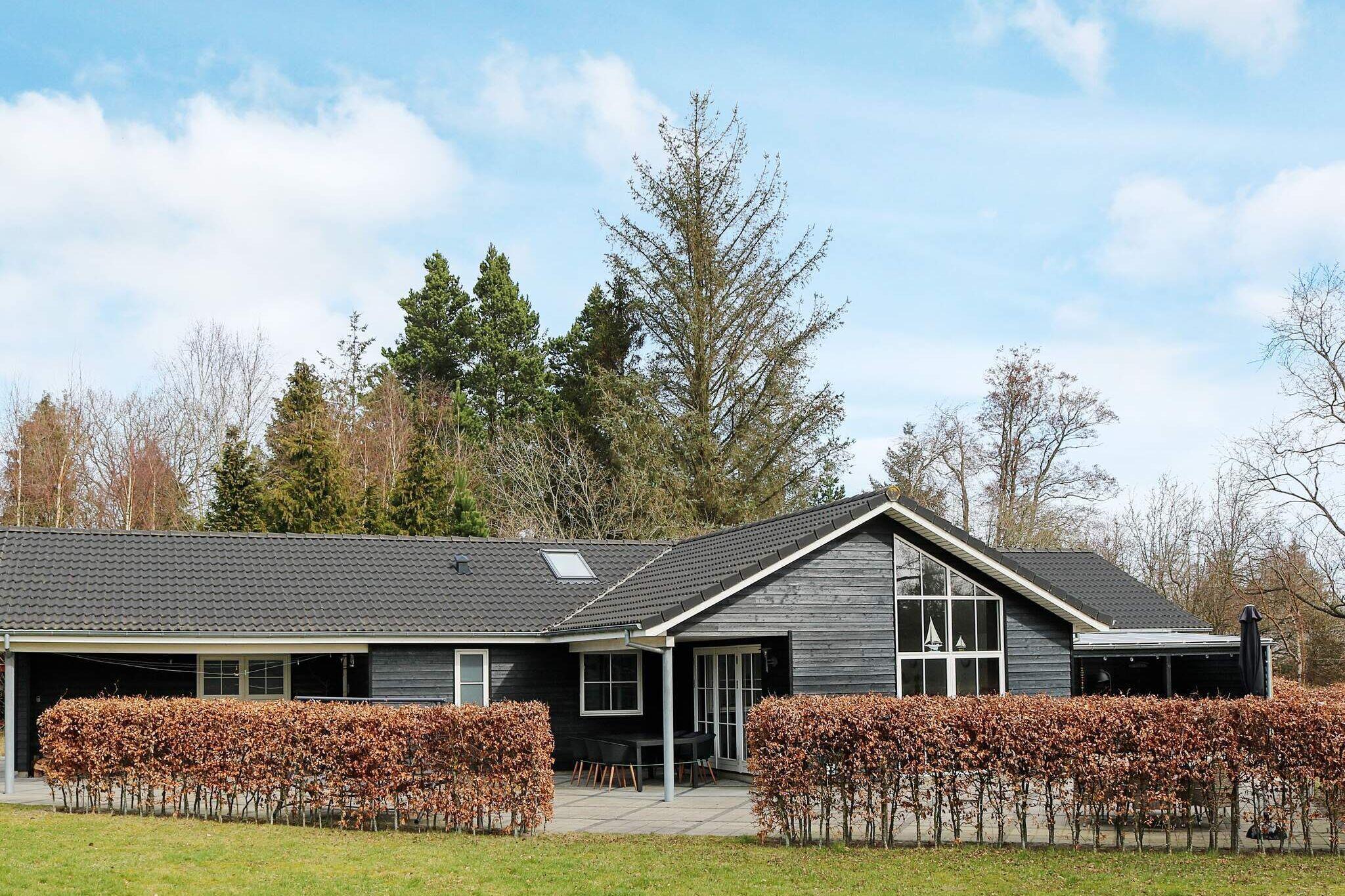 Ferienhaus in Hadsund für 10 Personen