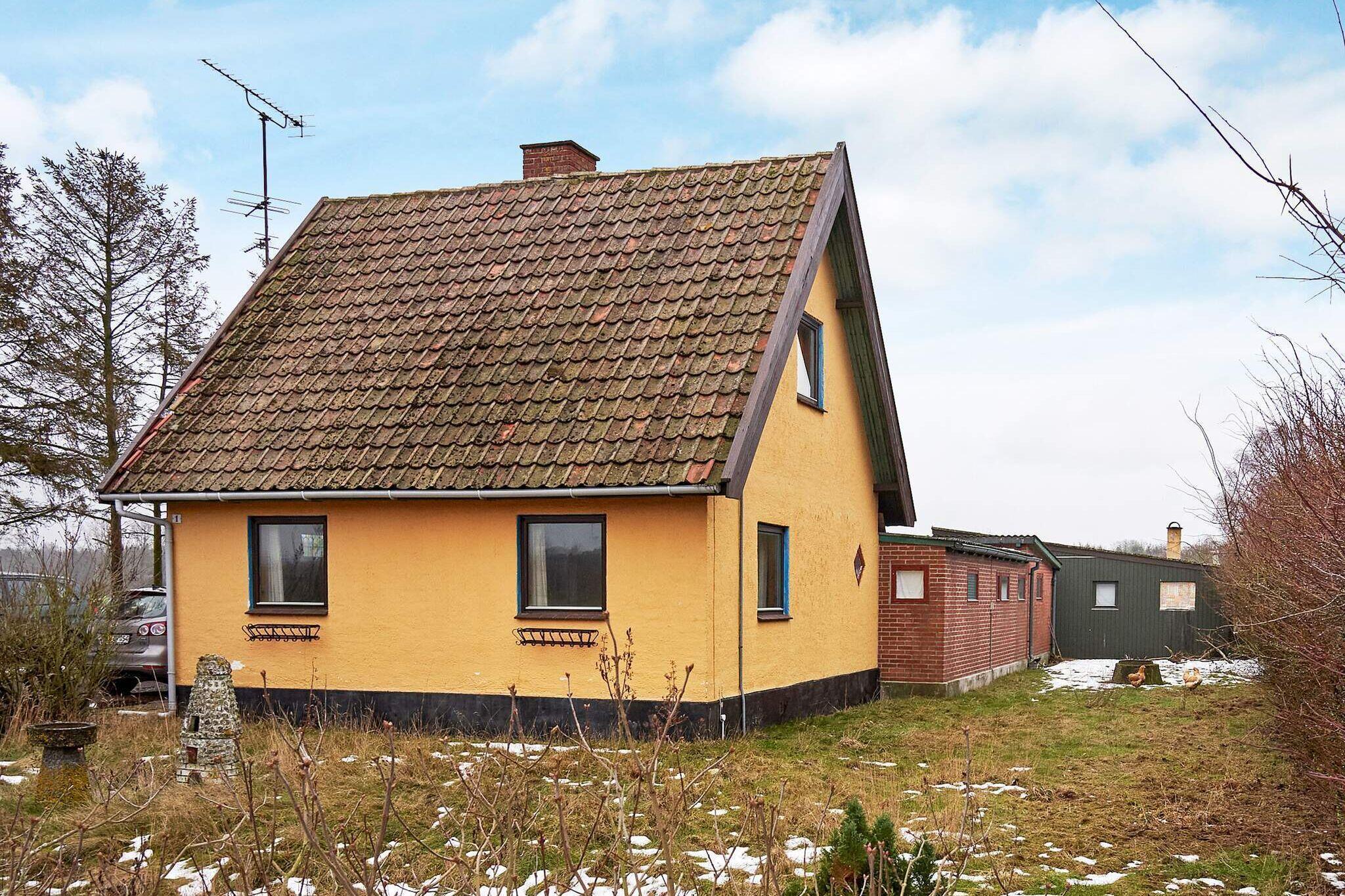 Ferienhaus in Hasle für 8 Personen