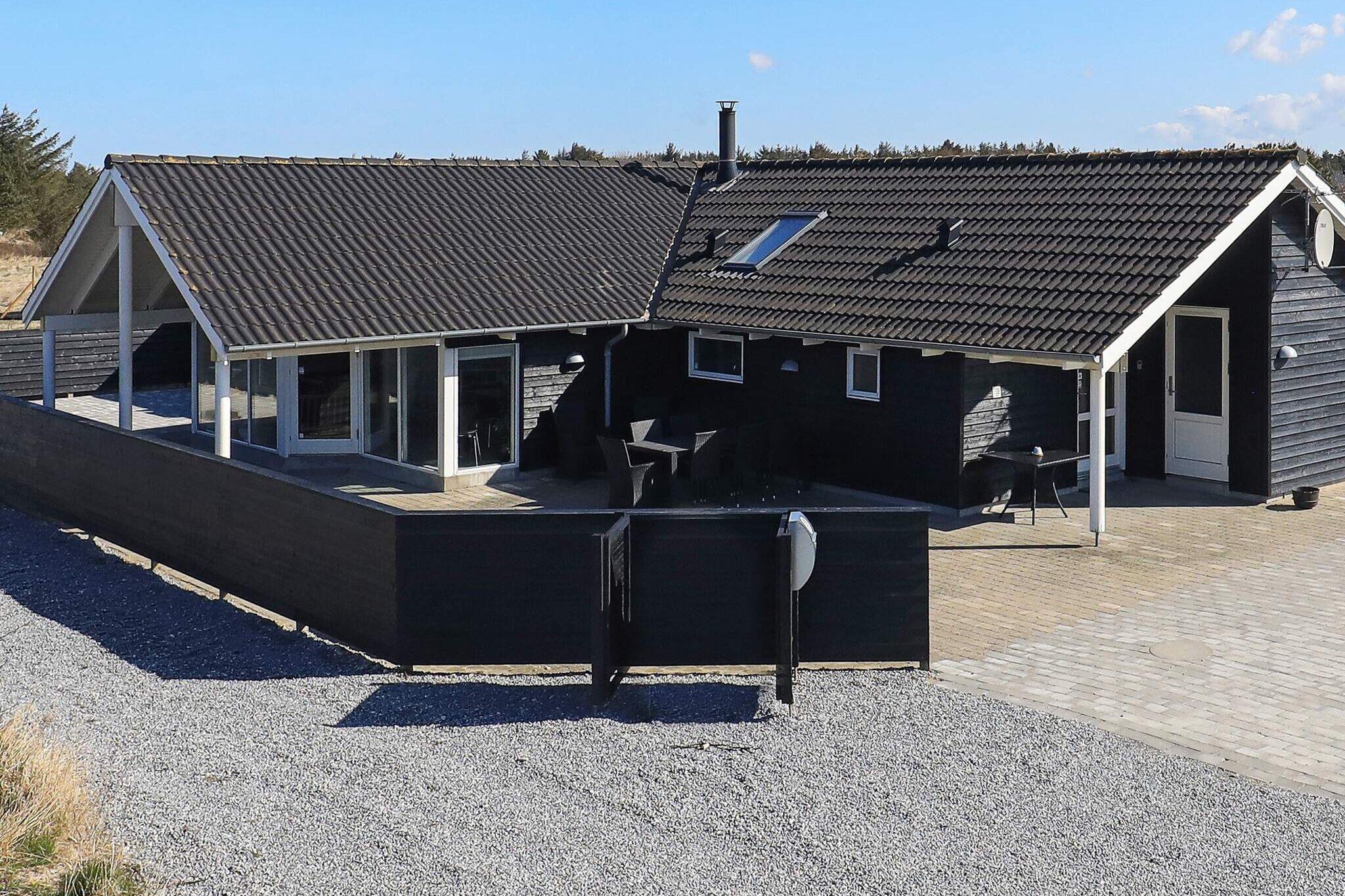 Ferienhaus in Lökken für 12 Personen