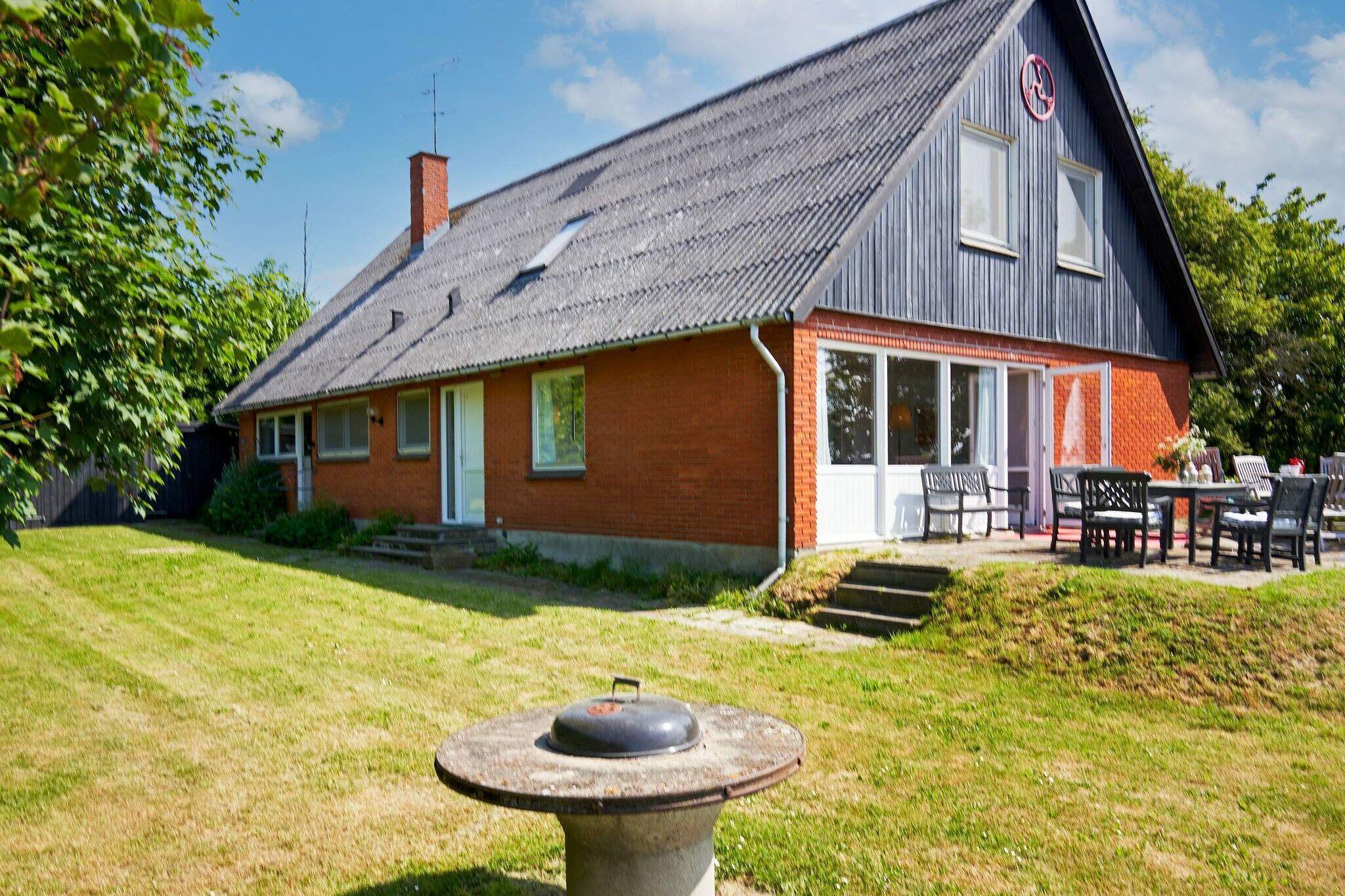 Ferienhaus in Åkirkeby für 12 Personen