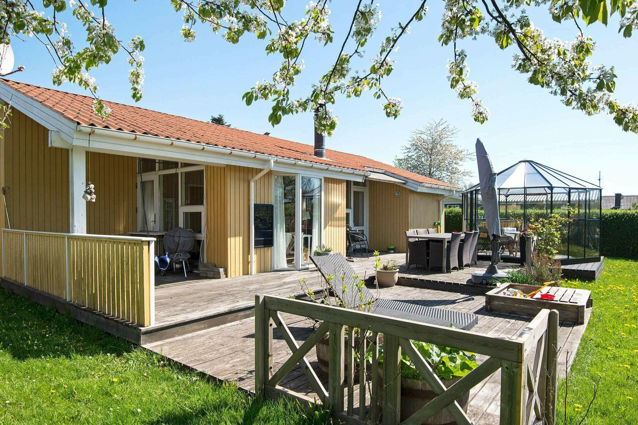 Ferienhaus in Juelsminde für 8 Personen