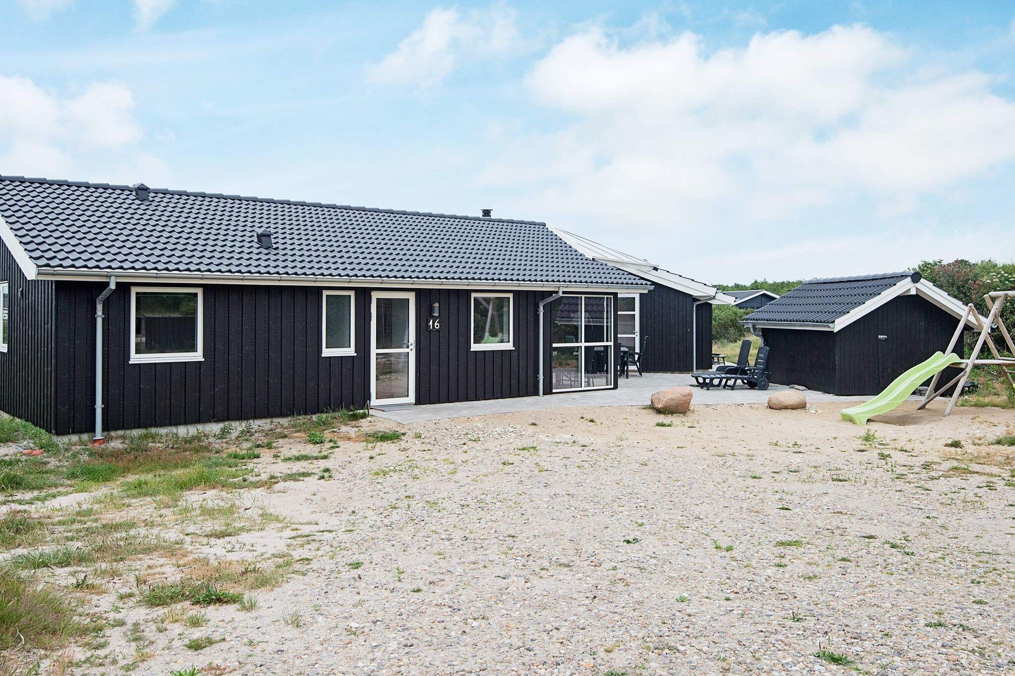 Ferienhaus in Vejers Strand für 12 Personen