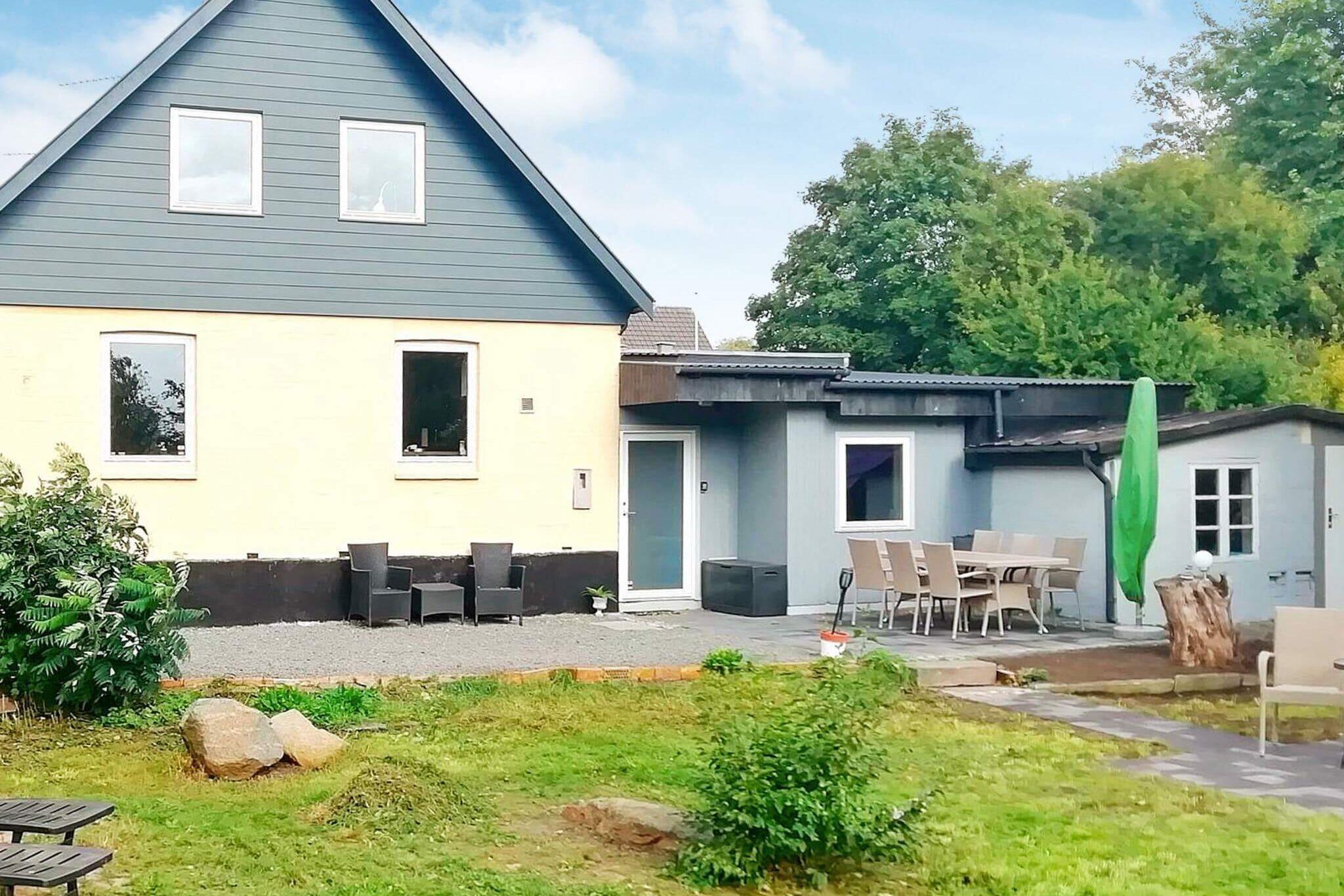 Ferienhaus in Åkirkeby für 7 Personen