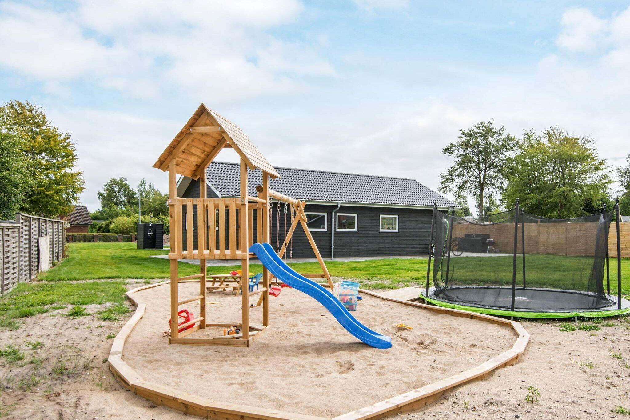Ferienhaus in Glesborg für 16 Personen