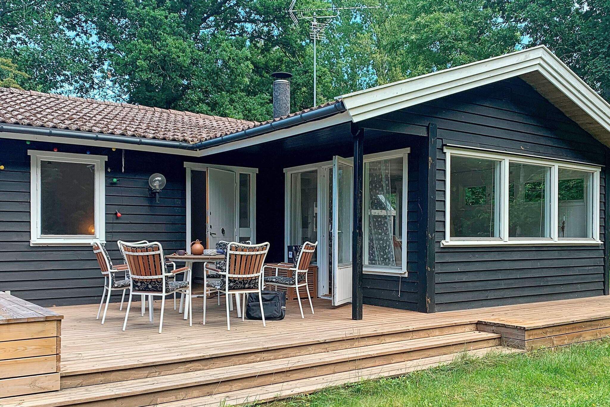 Ferienhaus in Nyköbing Sj. für 5 Personen