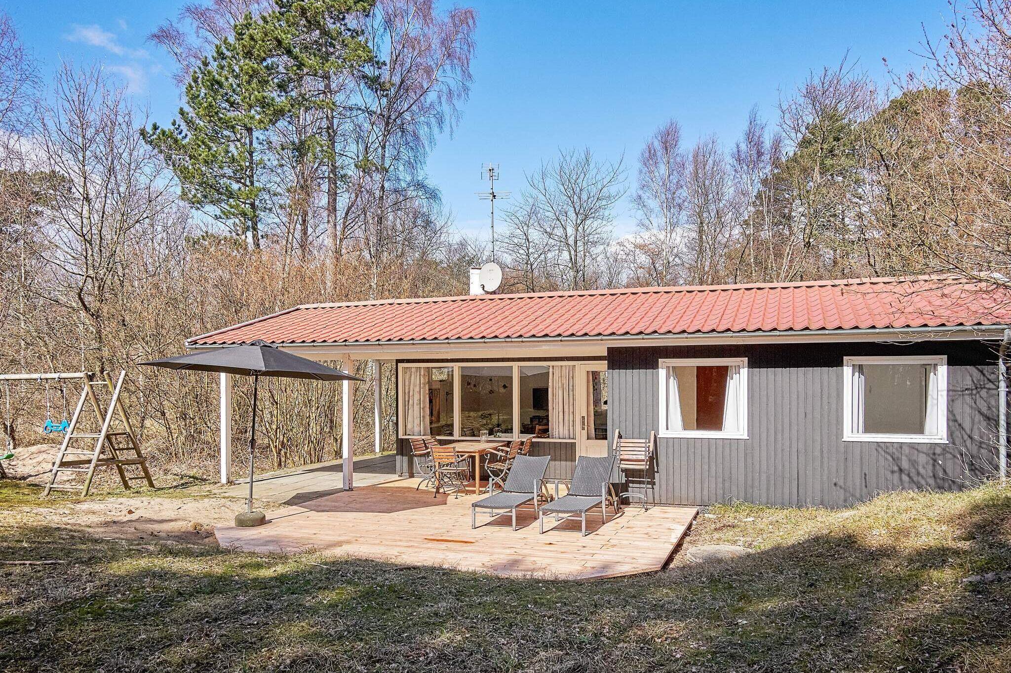 Ferienhaus in Åkirkeby für 4 Personen