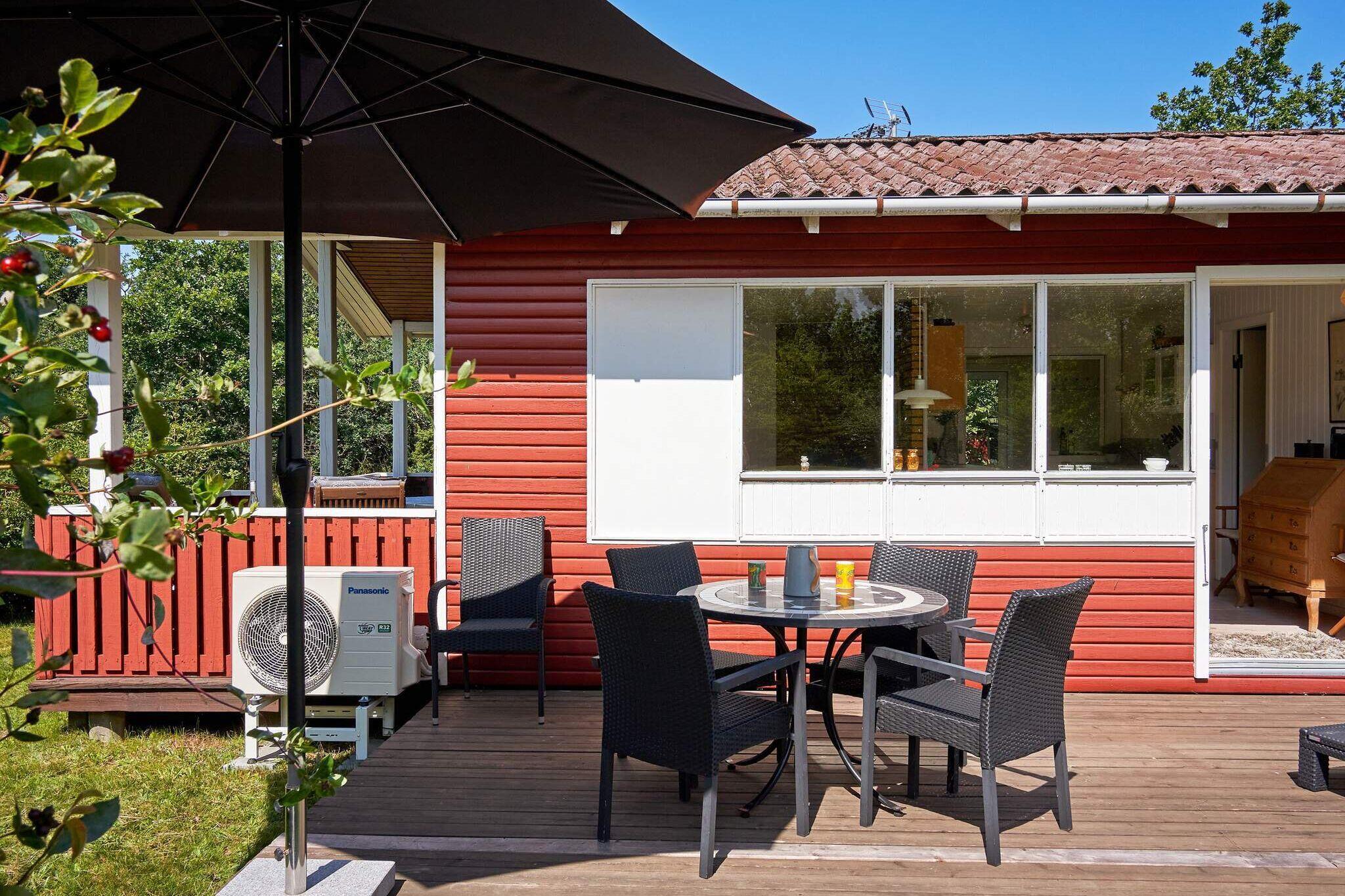 Ferienhaus in Allinge für 5 Personen