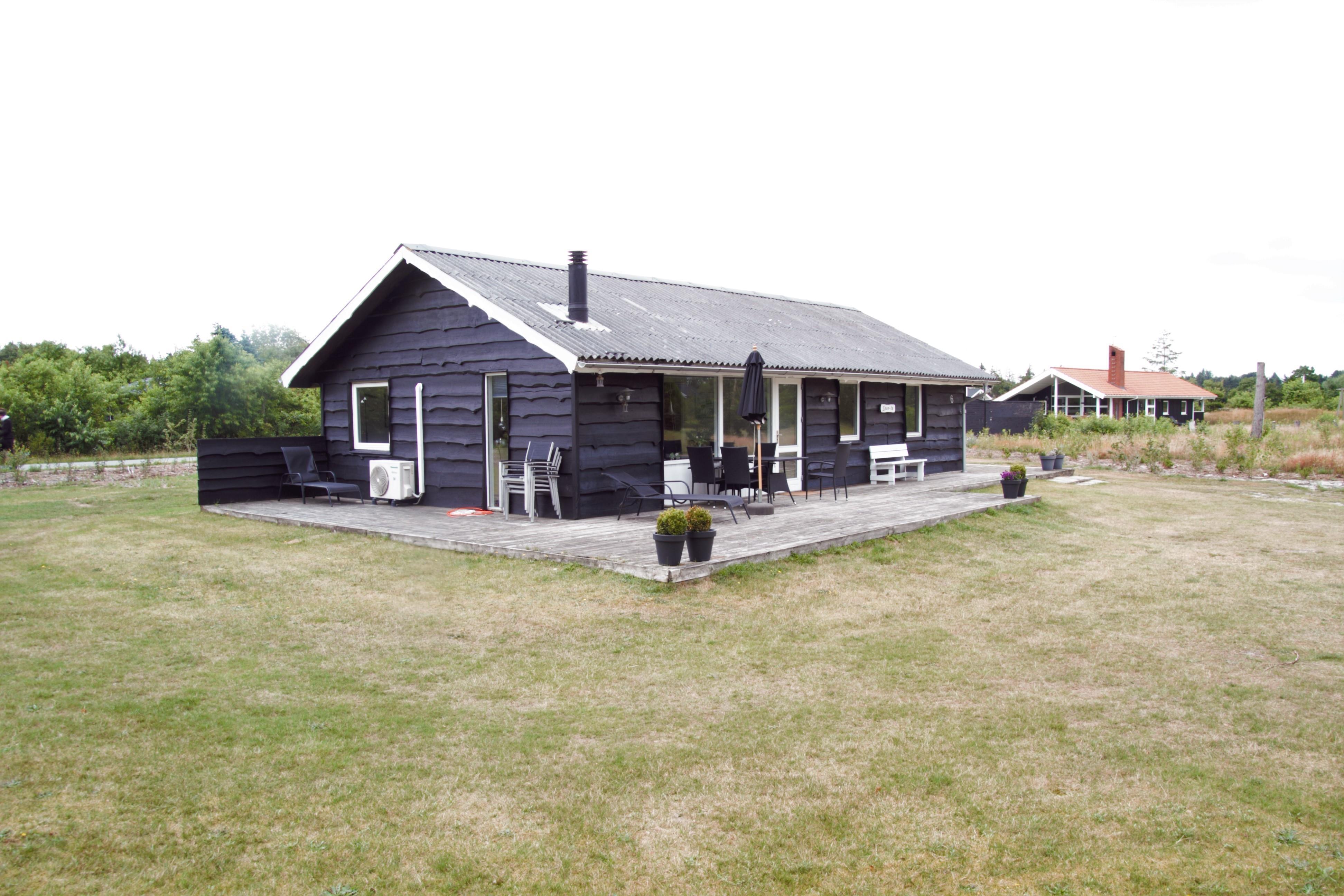 Ferienhaus in Henne für 6 Personen