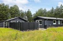 Ferienhaus in Saltum für 8 Personen