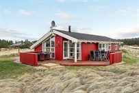 Ferienhaus in Hirtshals für 8 Personen