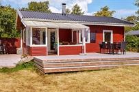 Ferienhaus in Holbäk für 4 Personen