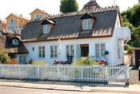 Ferienhaus in Alsgarde für 9 Personen