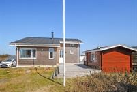Ferienhaus in Klitmöller für 6 Personen