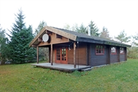 Ferienhaus in Helgenäs für 4 Personen