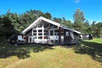 Ferienhaus in Hornbäk für 6 Personen