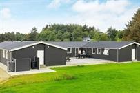 Ferienhaus in Øster Assels für 24 Personen