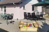 Ferienhaus in Väggerlöse für 5 Personen