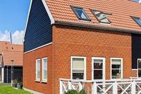 Ferienwohnung in Borre für 4 Personen