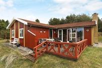 Ferienhaus in Blokhus für 6 Personen