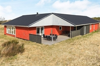 Ferienhaus in Pandrup für 10 Personen