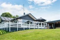 Ferienhaus in Allingabro für 8 Personen