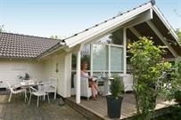 Ferienhaus in Dronningmölle für 6 Personen