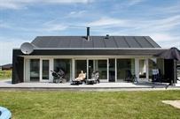 Ferienhaus in Brovst für 8 Personen