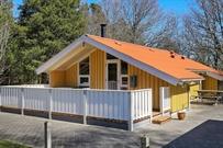 Ferienhaus in Albäk für 6 Personen