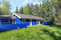 Ferienhaus in Albäk für 10 Personen