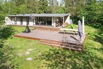 Ferienhaus in Bording für 6 Personen