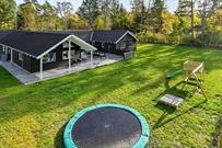 Ferienhaus in Frederiksvärk für 20 Personen