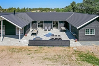 Ferienhaus in Blavand für 24 Personen
